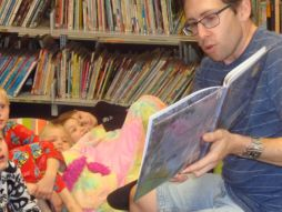 Bedtime Stories for Book Week